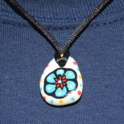 Peyote pendant